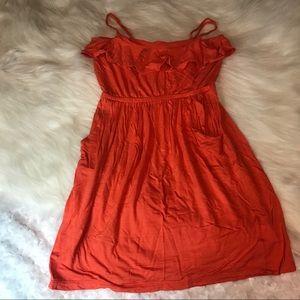 LUSH SUN DRESS